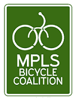 Minneapolis Bicycle Coalition Logo